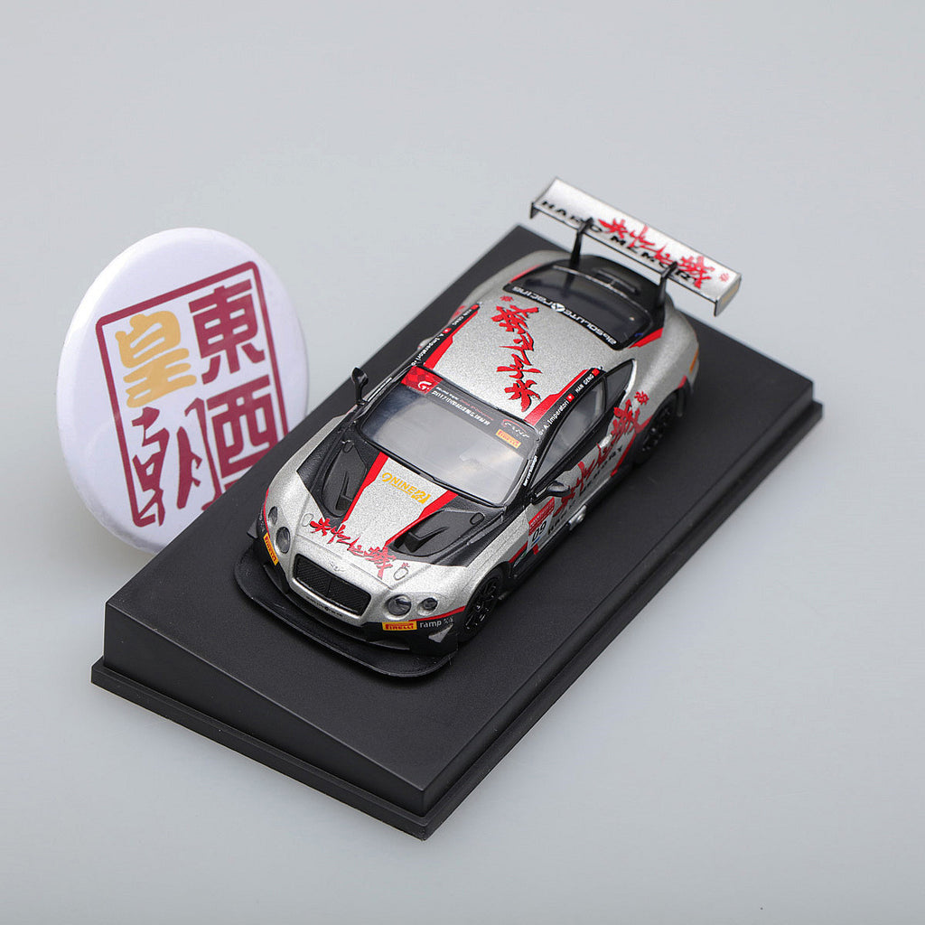 SPARK 1:64 BENTLEY Continental GT3 N°09 China GT