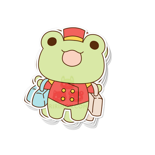 Bellhop Sticker
