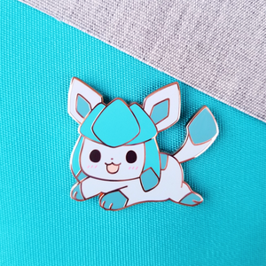 Glaceon Pin