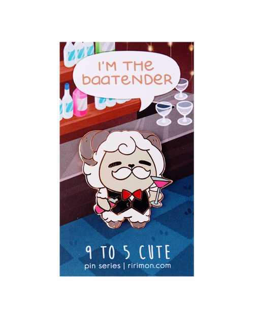 9 TO 5 CUTE: I'M THE BAATENDER