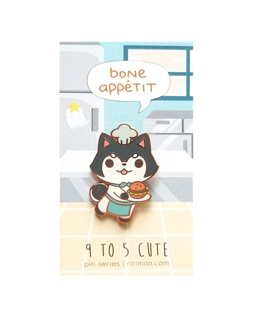 9 TO 5 CUTE: BONE APPETIT