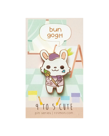 9 TO 5 CUTE: BUN GOGH
