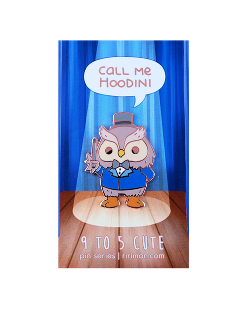 9 TO 5 CUTE: CALL ME HOODINI