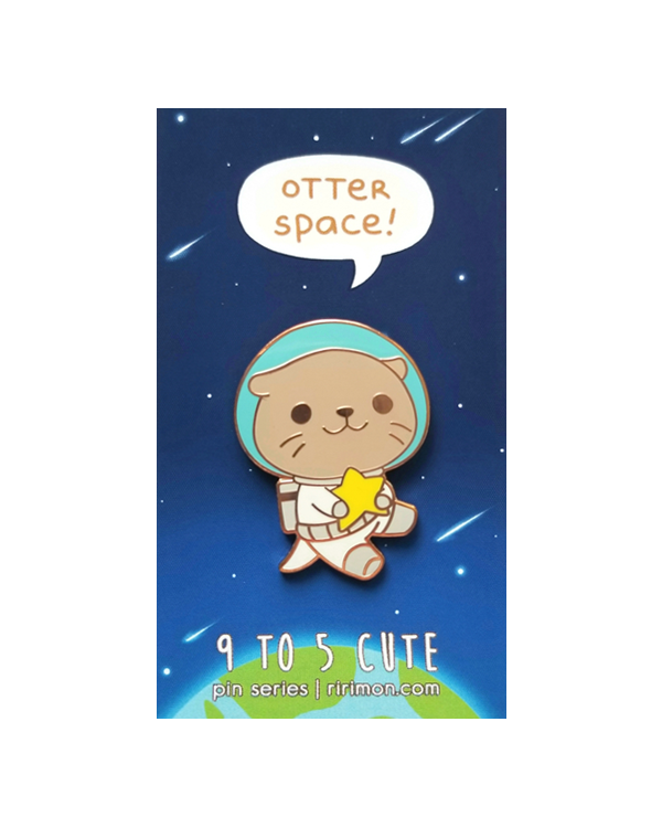9 TO 5 CUTE: OTTERSPACE