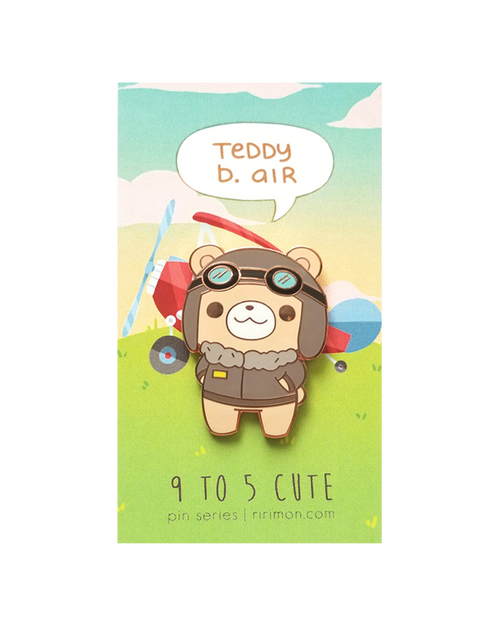 9 TO 5 CUTE: TEDDY B. AIR