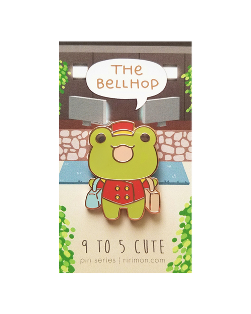 9 TO 5 CUTE: THE BELLHOP