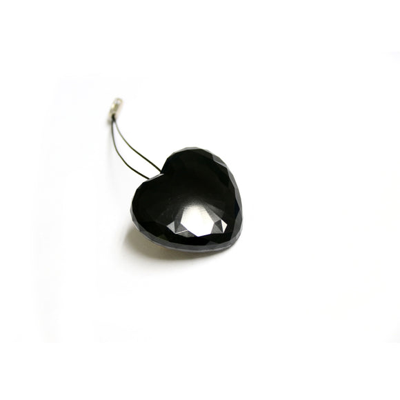 Love Heart Pendant Covert Listening Device