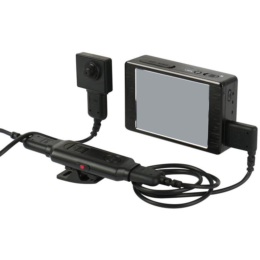 Portable DVR with Body Cam