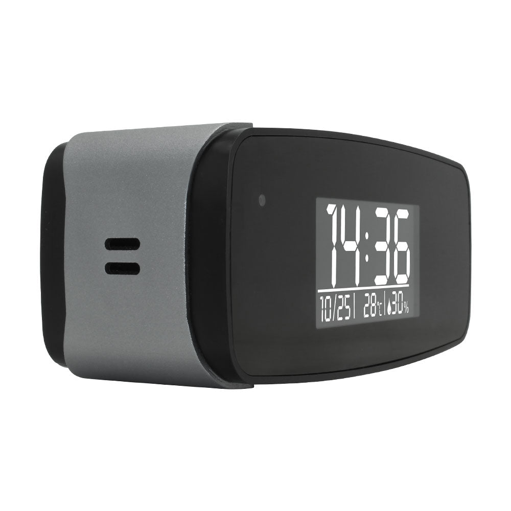 All-in-One Surveillance Camera Clock