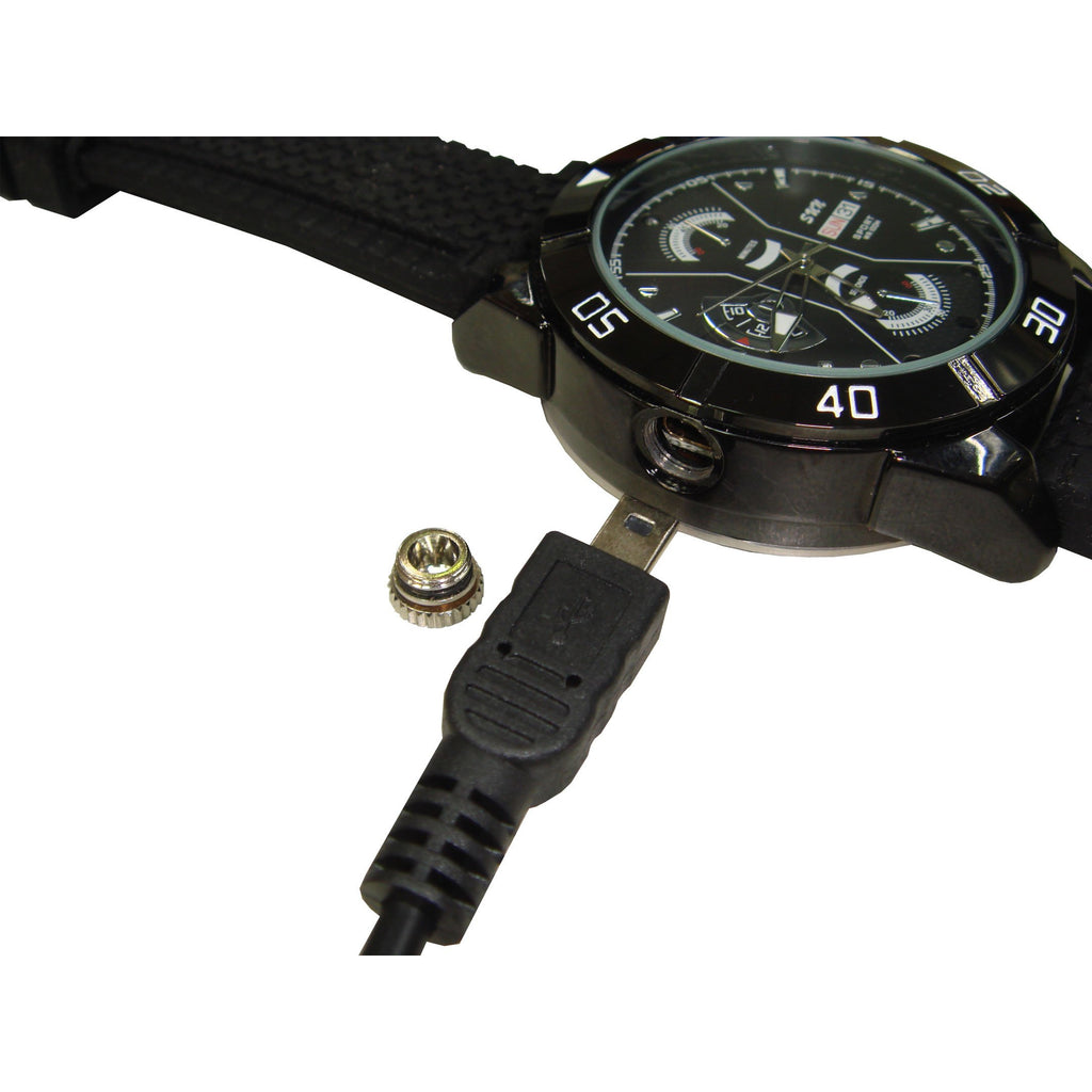 Spy Camera Watch