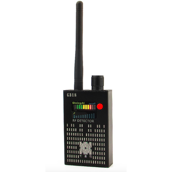 Multi Function RF Advanced Signal Detector