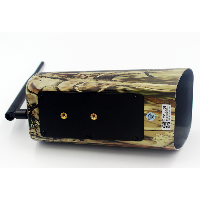 WiFi Trail Camera 1080P with Solar Panels