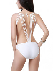 Sexy Stunning One Pieces Strappy Monokinis Swimsuits