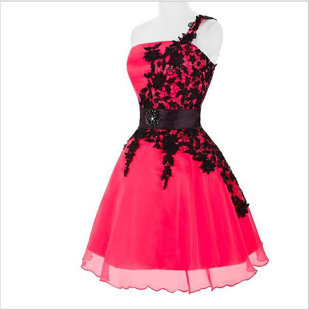 Short Pink Party Dress