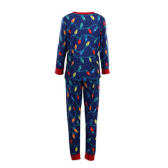 Xmas Family Matching Pajamas Set Christmas Hot Adult Women Men Kid Family Pyjamas Set