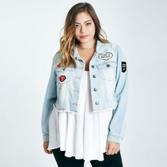 2018 New Woman Autumn Spring Fashion Long Sleeve Casual Short Denim Jean Jackets