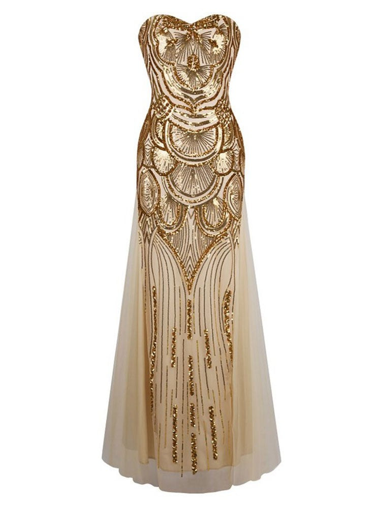 Great Gatsby Vintage Dresses
