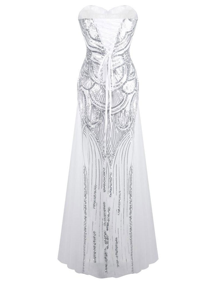 Great Gatsby Style Evening Dresses