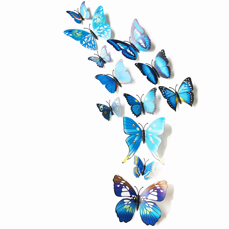 3D Butterflies Wall Decals – mamahome | Your Essential Store