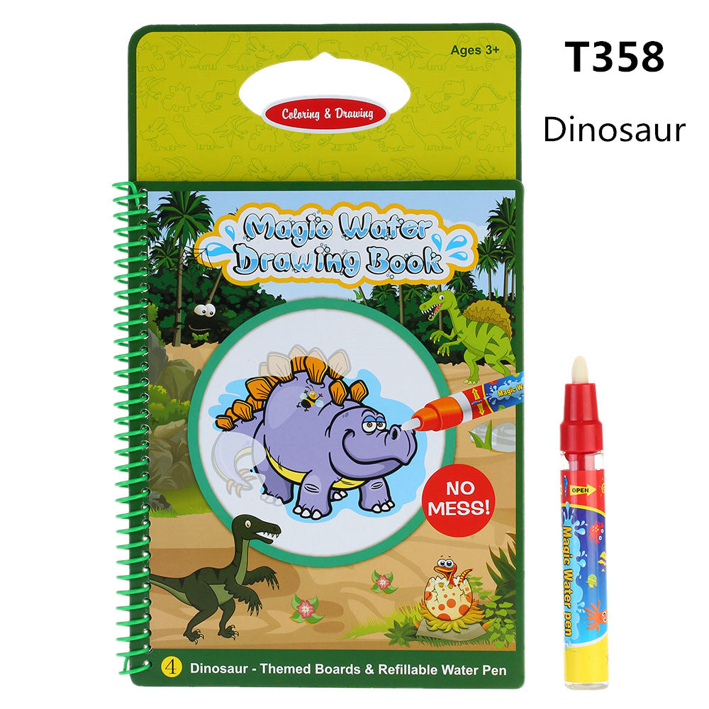 Magical Coloring Book and Doodle Pen – mamahome | Your Essential Store