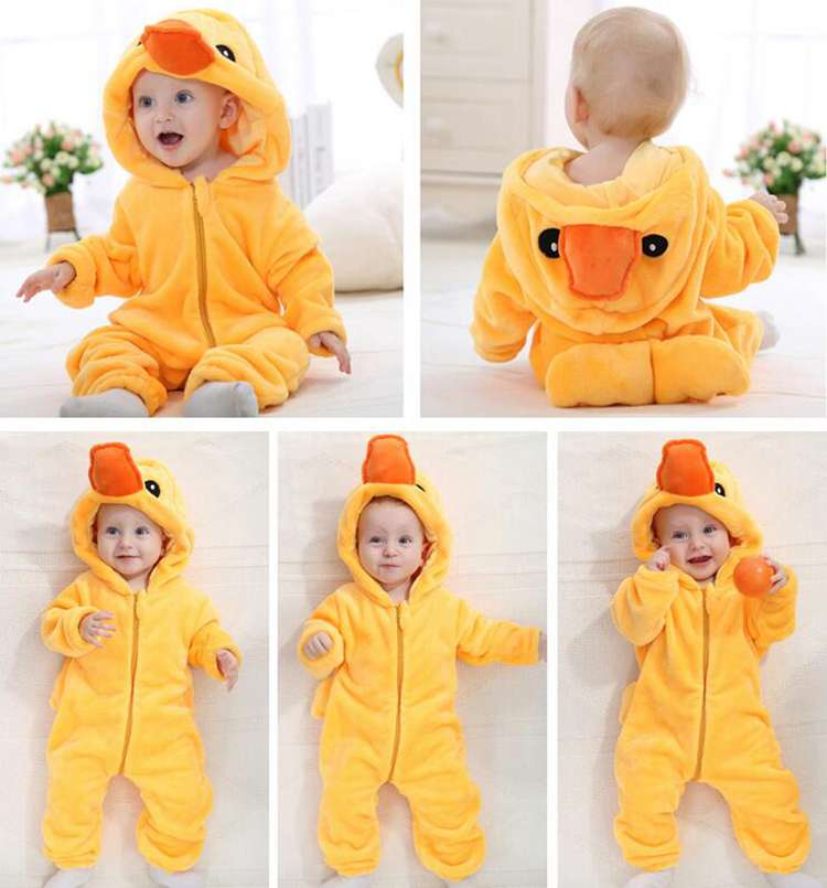 83b4bbd03ec0 Baby Animal Jumpsuit Rompers – mamahome