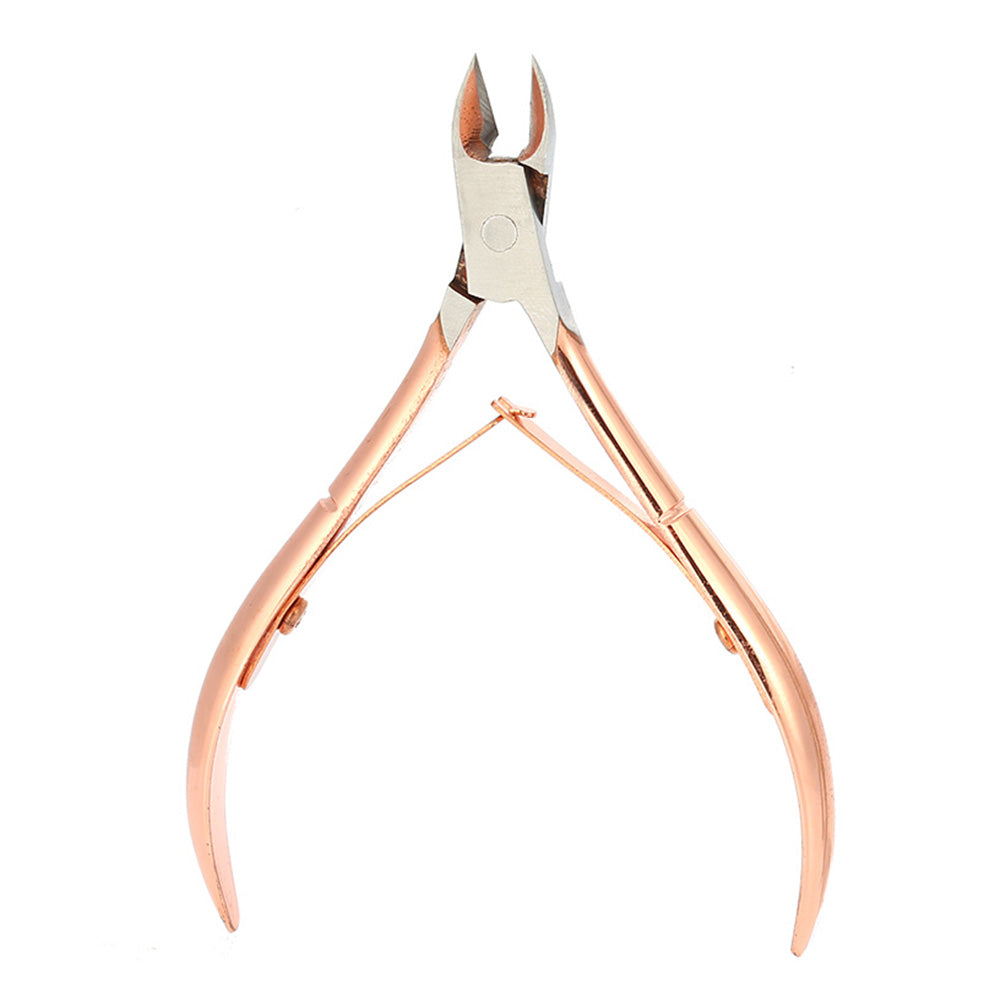 Champagne Gold Cuticle Cutter - Nail Clippers – mamahome | Your ...