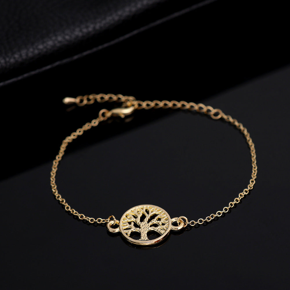 bangle birthstone sweet at bracelet of life tree gifts blossom