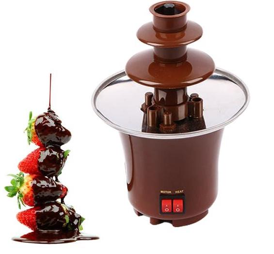 How To Melt Chocolate For Chocolate Fountain