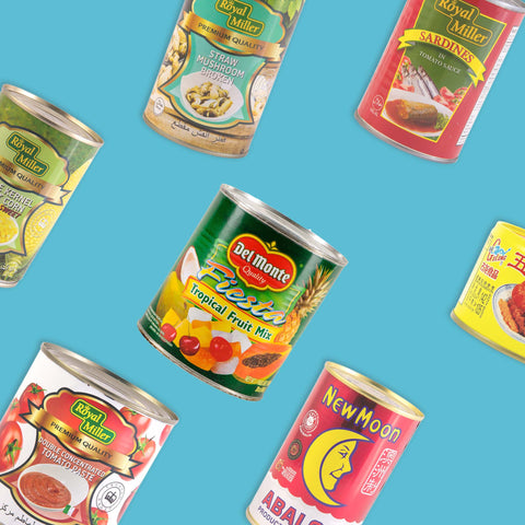 Canned Items