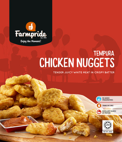 Chicken Nuggets Farmpride 500g