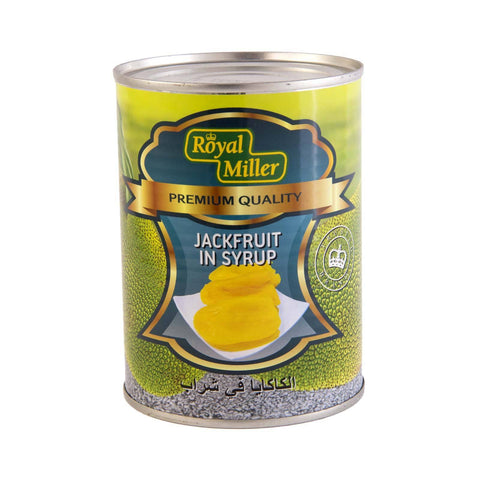 Jackfruit in Syrup Royal Miller 565g Lim Siang Huat Pte Ltd | F & B Wholesale Food Distributor