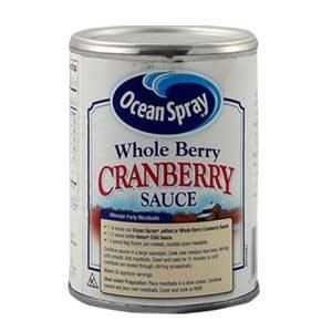 Cranberry Sauce Whole - S&W 24x14oz - LimSiangHuat
