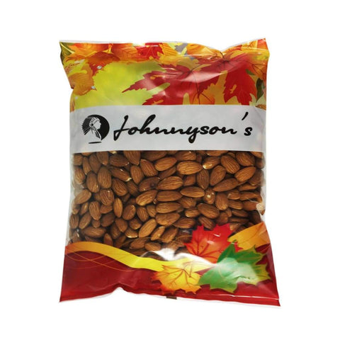 Almond Whole - Johnnyson's 1kg/pkt - LimSiangHuat