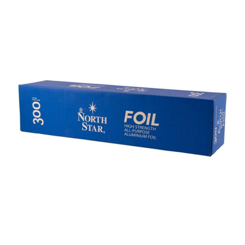Aluminium Foil #300 North Star 45cmx300m - LimSiangHuat