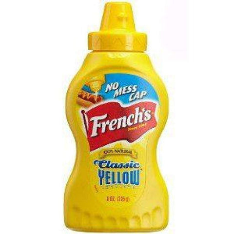 American Mustard(Glass Btl) -French 24x9oz - LimSiangHuat