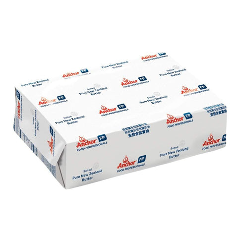 Anchor Salted Butter 4x5kg - LimSiangHuat