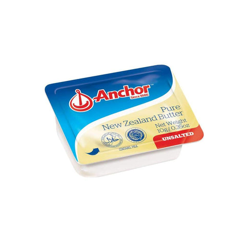 Anchor Unsalted Butter Mcup 400x10g - LimSiangHuat