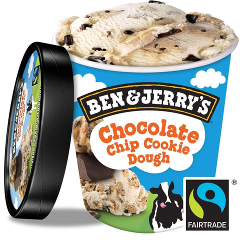 Ben & Jerrys Chocolate Chip Cookie 8x458ml - LimSiangHuat