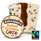 Ben & Jerrys Salted Caramel Core  8X458ML - LimSiangHuat