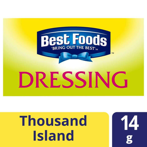 Best Food Dressing Sachet Thousand Island 200x14g - LimSiangHuat