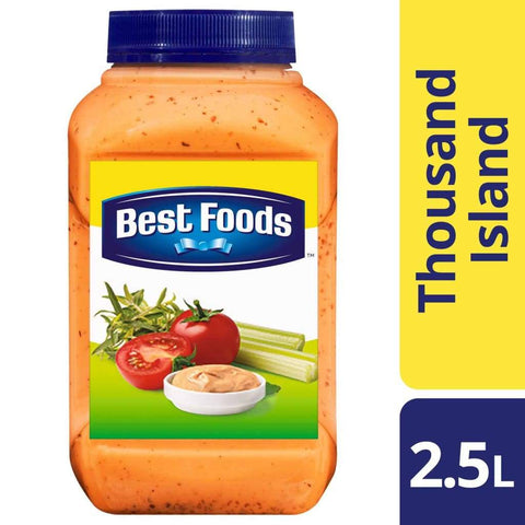 Best Foods Thousand Island Dressing (6x2.5L) - LimSiangHuat