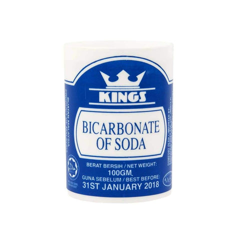 Bi-carbonate Soda -Kings  48x100g - LimSiangHuat