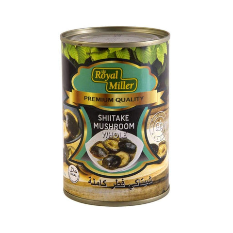 Black Poku Mushroom Royal Miller 284g - LimSiangHuat