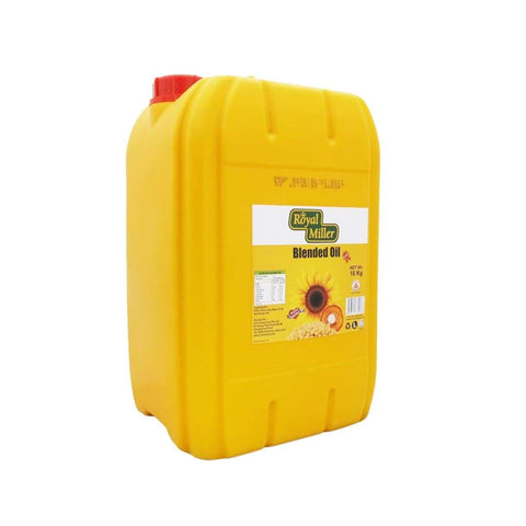 Blended Oil Royal Miller 18kg - LimSiangHuat