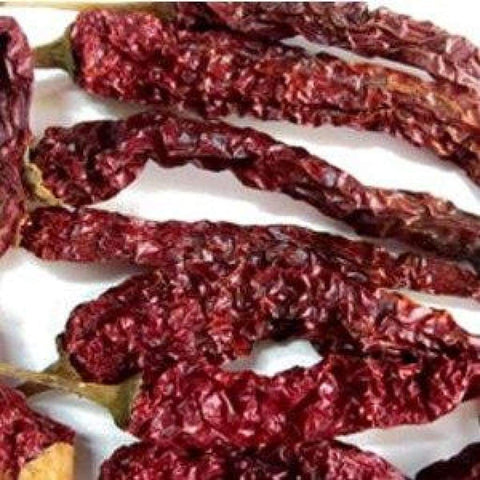 Chilli Dried - LSH 1kgpkt - LimSiangHuat