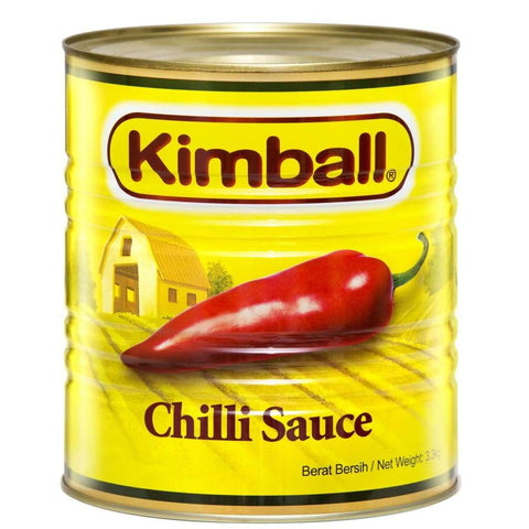 Chilli Sauce Kimball 6x3.3kg - LimSiangHuat