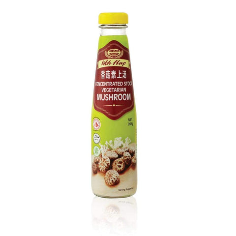 Concentrated Stock Vegetarian Mushroom 265g Woh Hup - LimSiangHuat