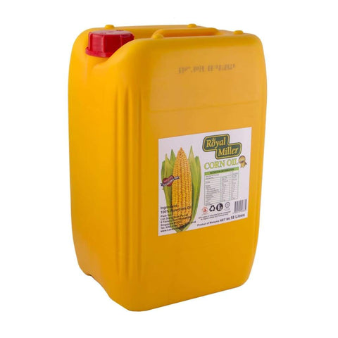 Corn Oil Royal Miller (J/C) 18L - LimSiangHuat