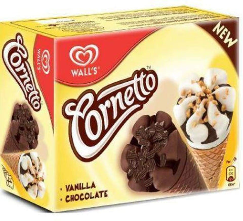 Cornetto Classic Mix Multi Pack 6x(4x110ml) - LimSiangHuat