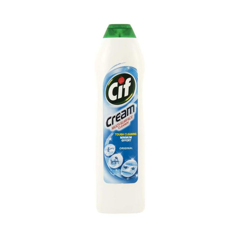 Cream Cleaner Regular -CIF 500ml - LimSiangHuat
